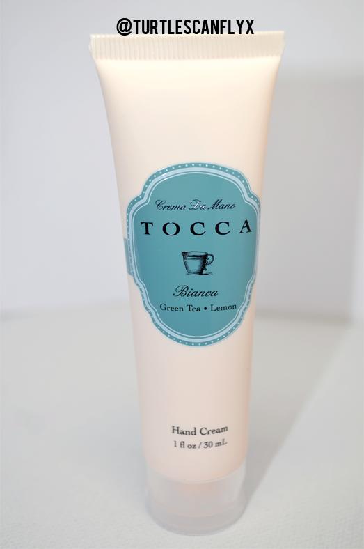 Tocca Crema de Mano - Bianca