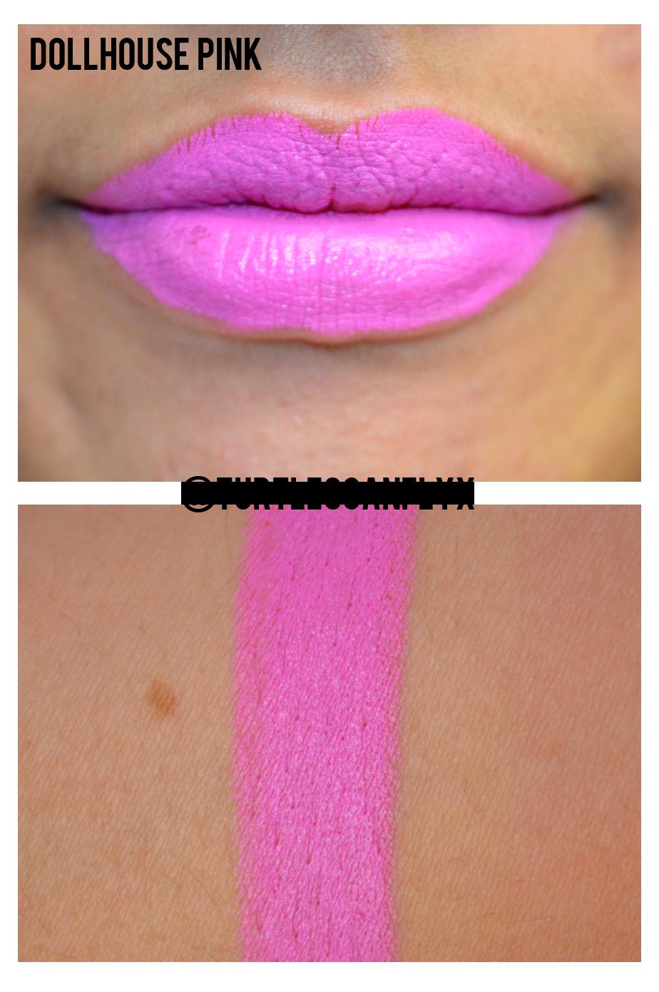 Wet N ' Wild Mega Last Lipstick Swatches