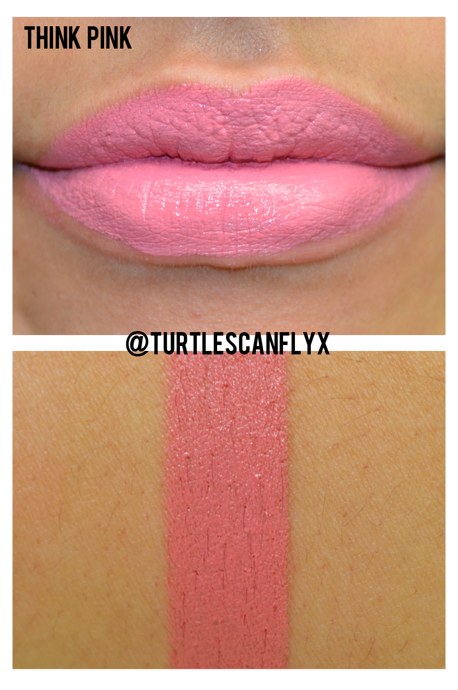 girl with glam wet n wild mega last lipstick swatches