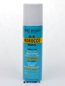 marc anthony morocco oil hairspray