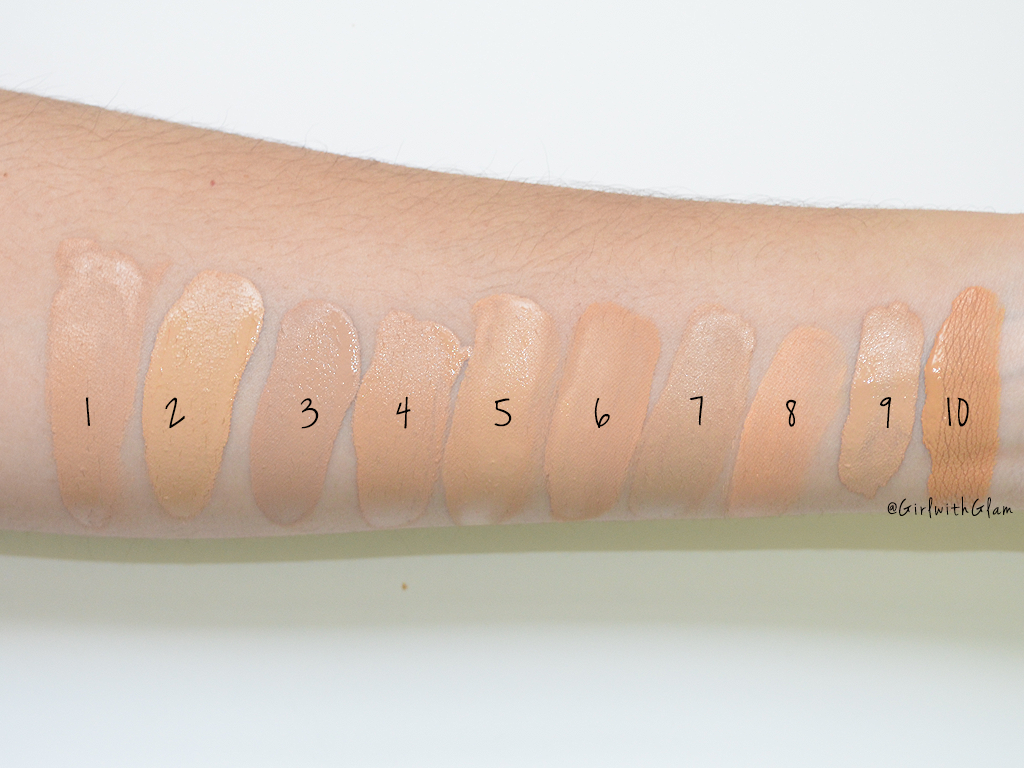 Natural Ivory Foundation Color Loreal
