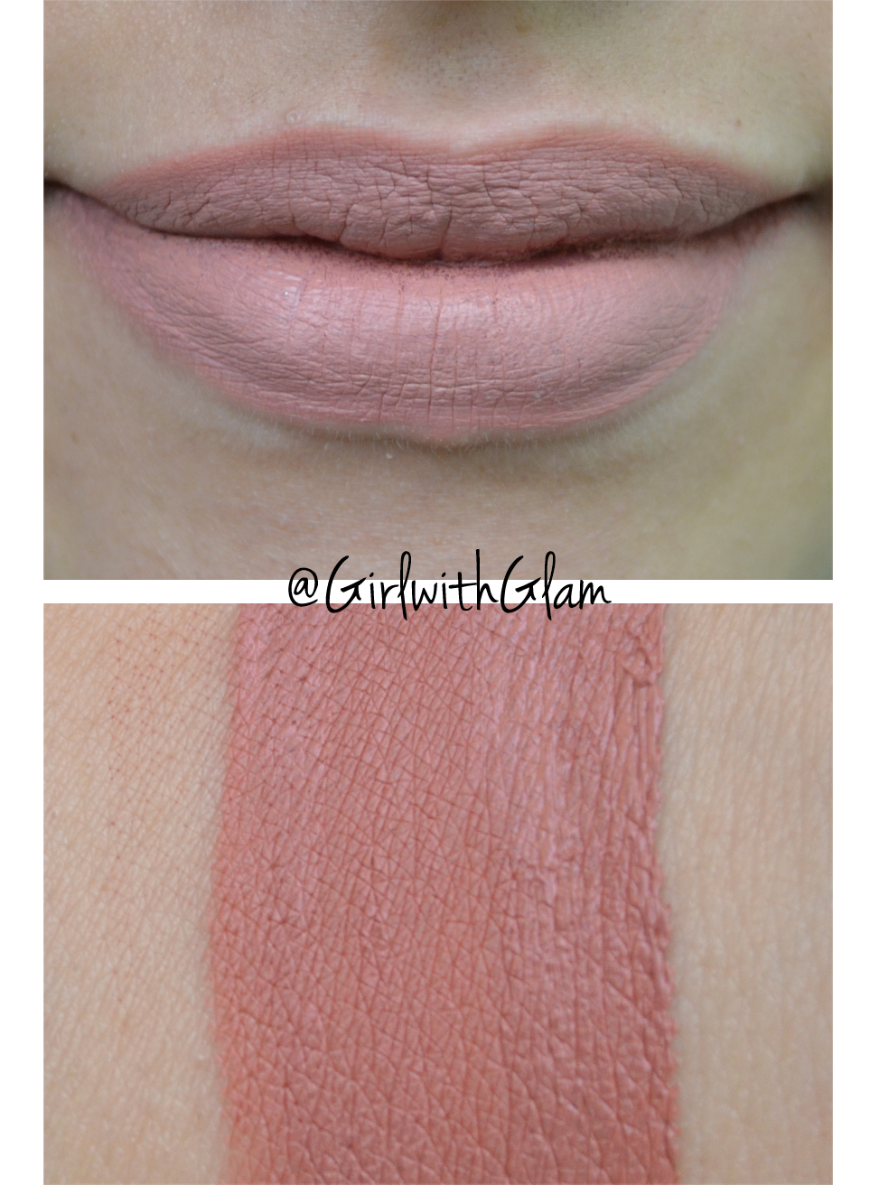 5f9a095bef06a Girl with Glam - NYX Lip Lingerie Liquid Lipstick Swatches* • Girl ...