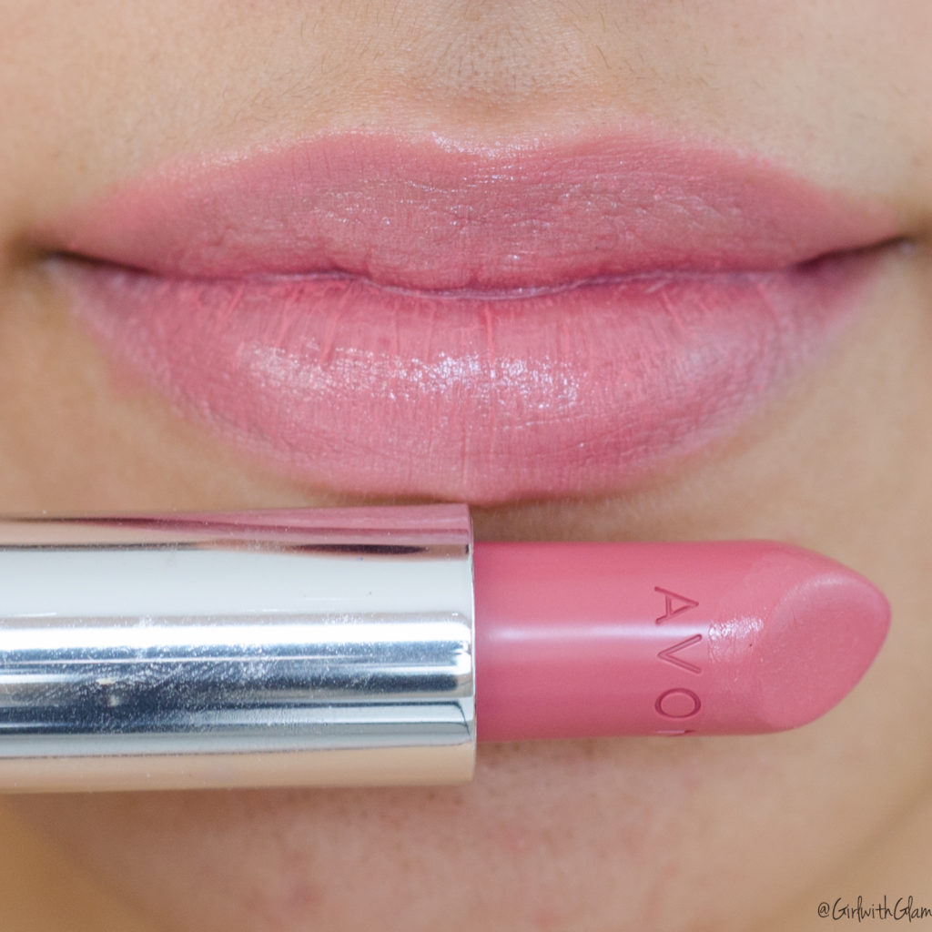 first impressions avon true color nourishing lipstick