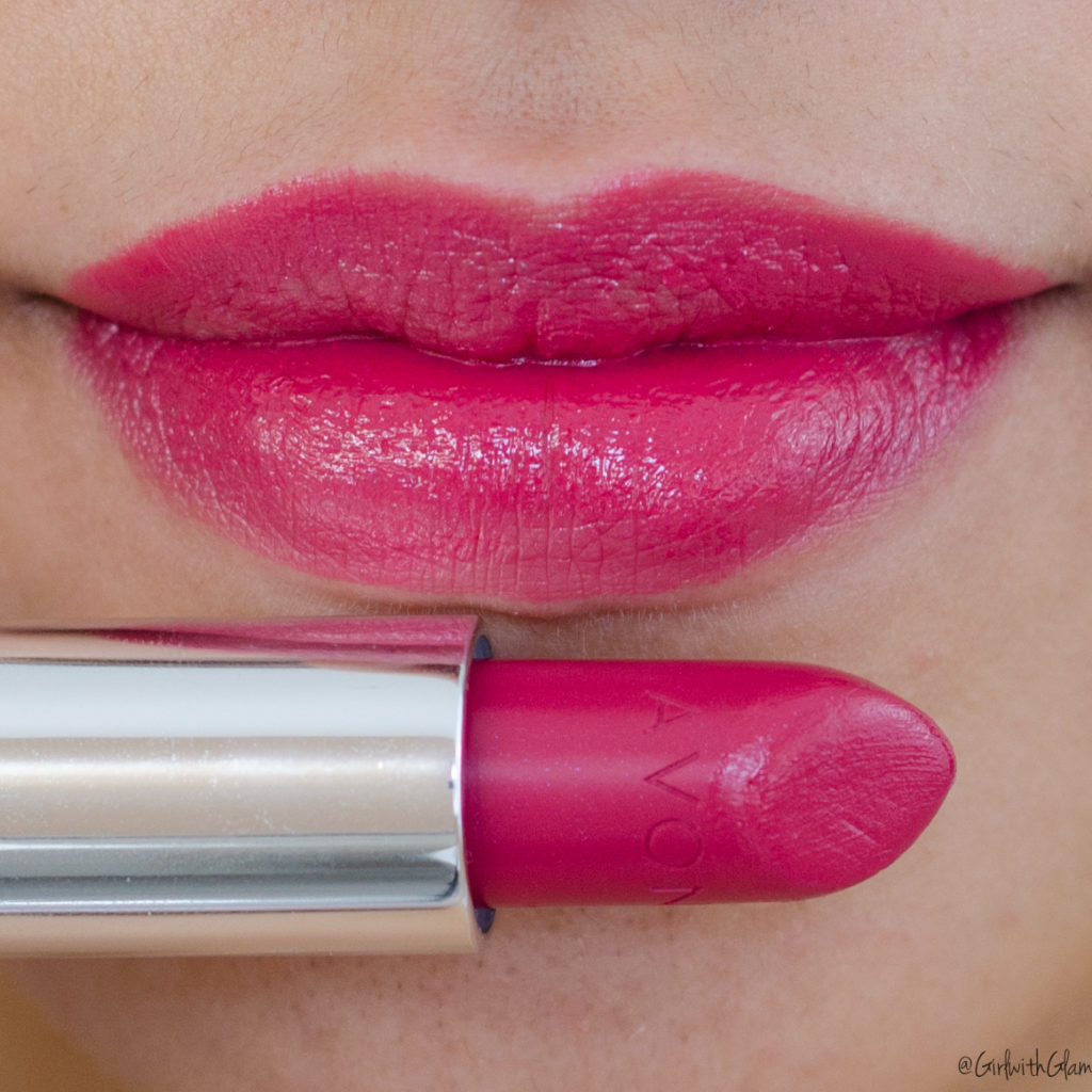 first impressions avon true color nourishing lipstick