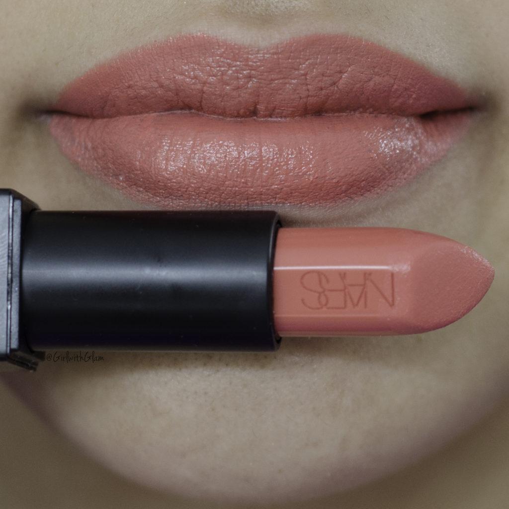 nars lipstick in Juliette