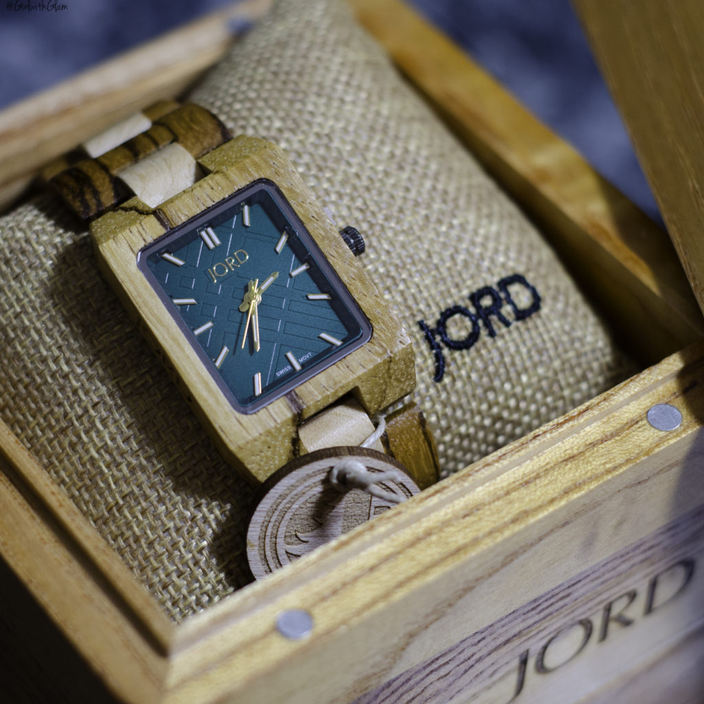 Give Gift Time JORD Watches