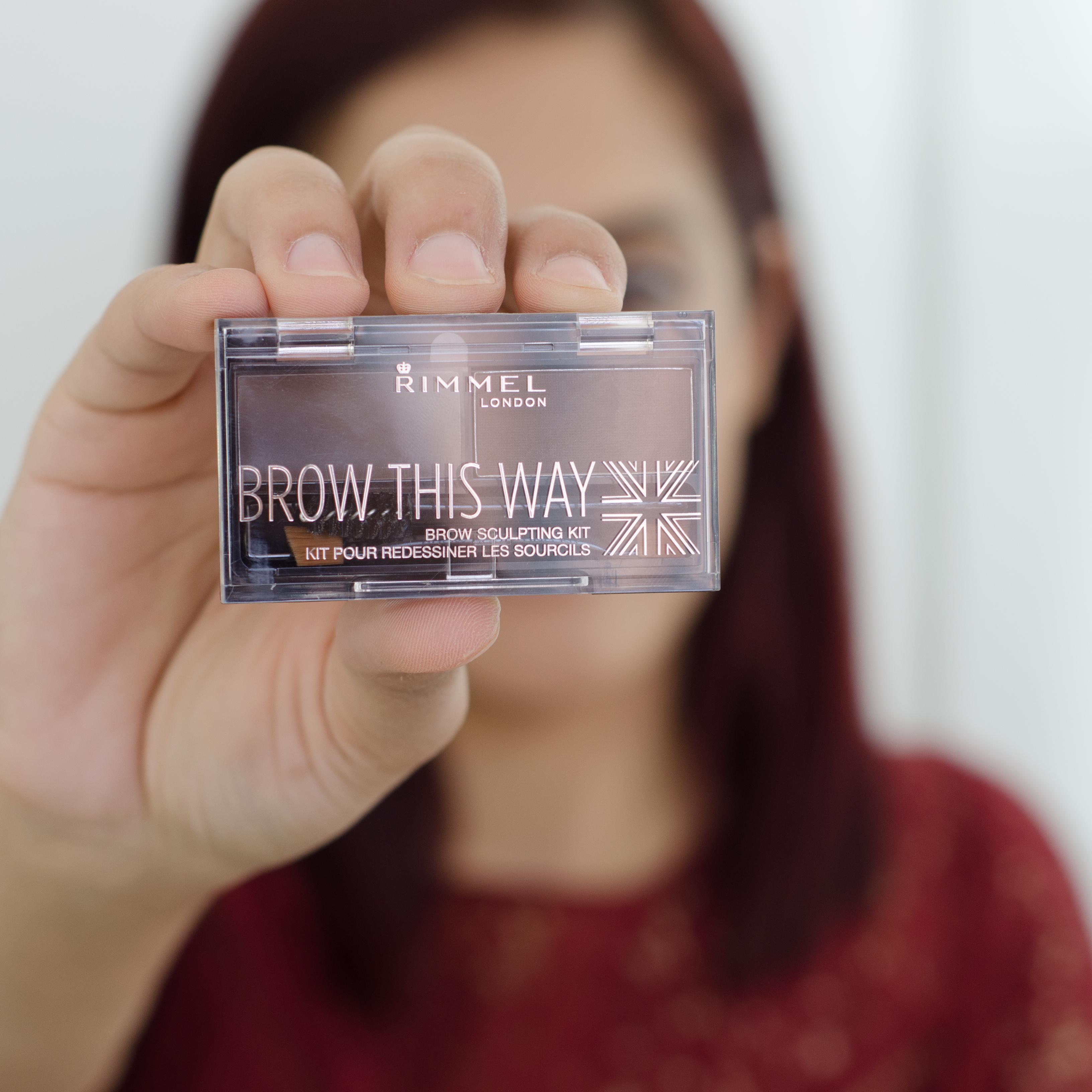 One Brand Makeup Look Series Rimmel London
