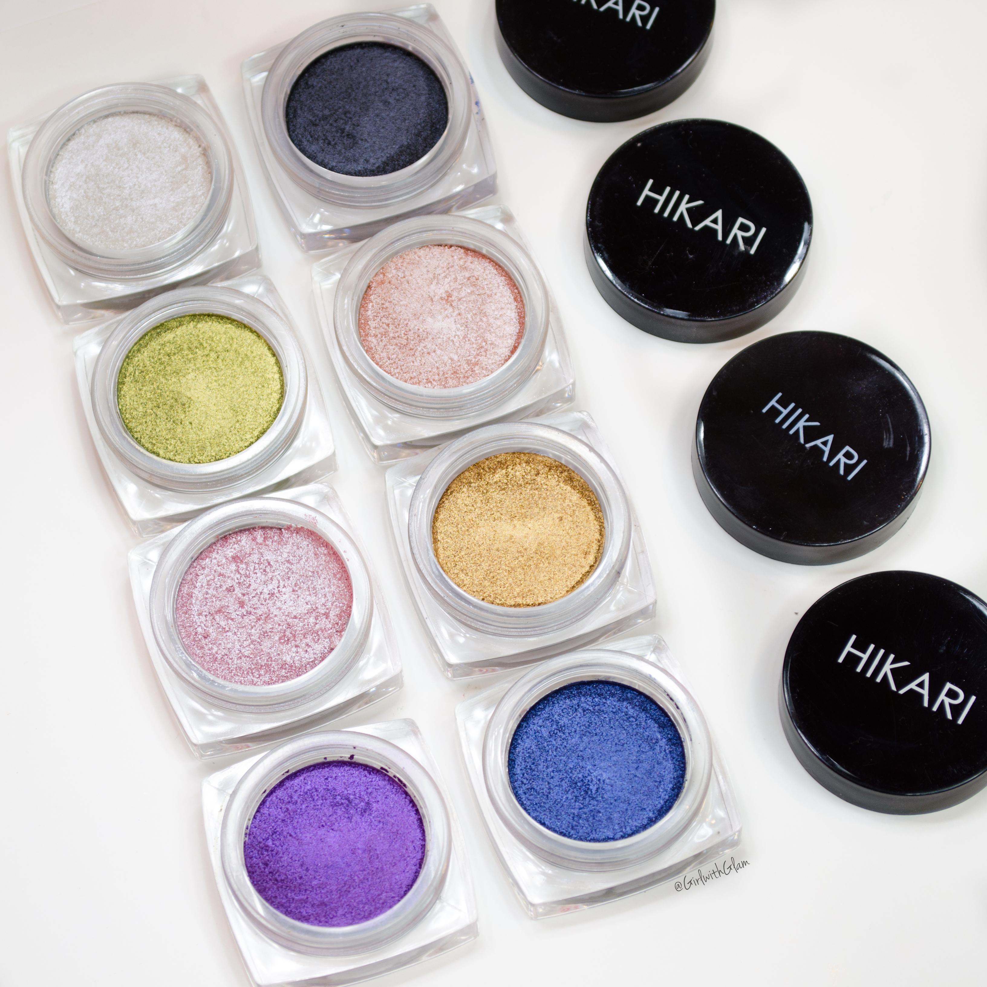 hikari cosmetics cream pigments