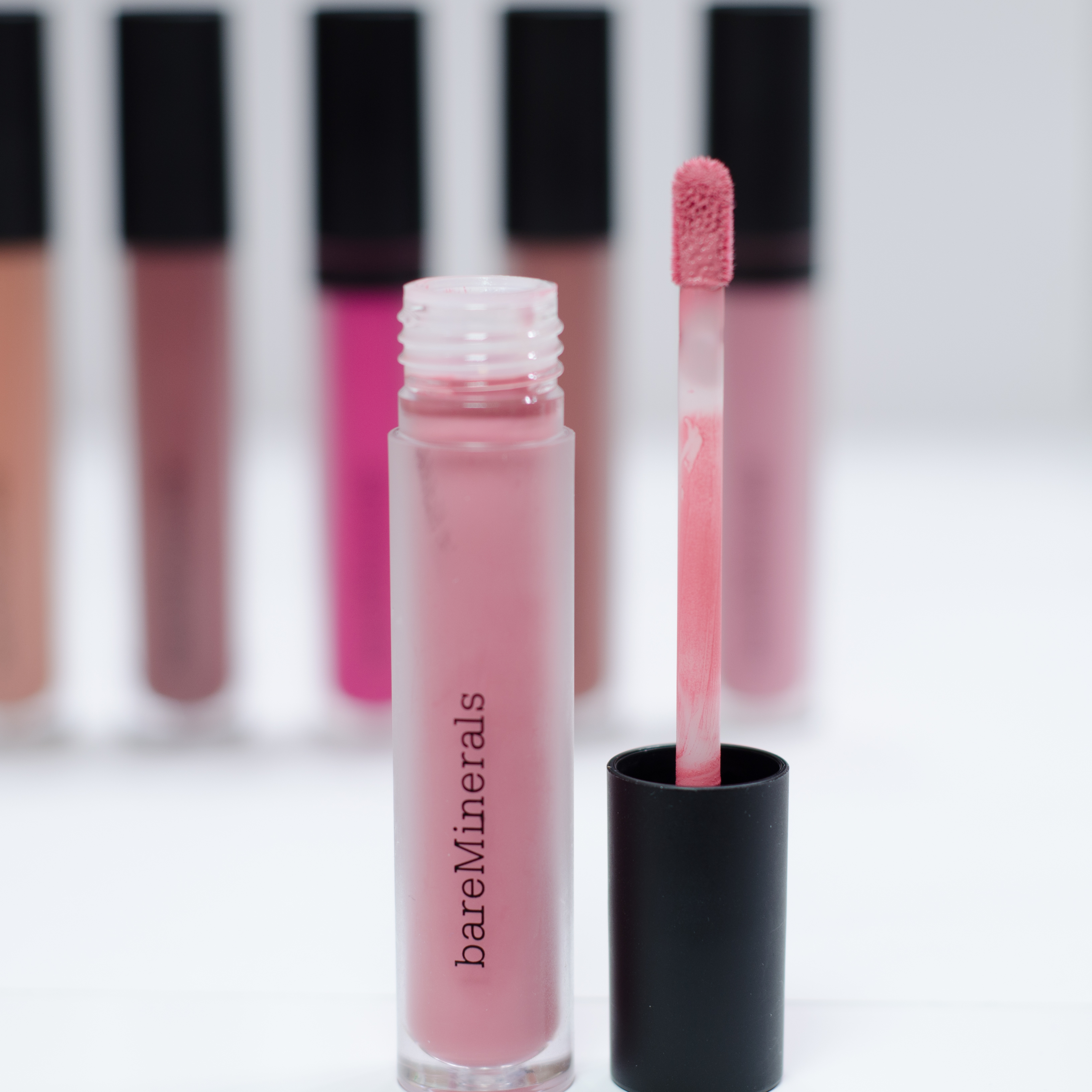 Bare Minerals Lip Product Reviews Swatches
